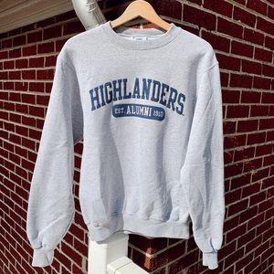 Champion Radford Highlander's Alumni Sweatshirt